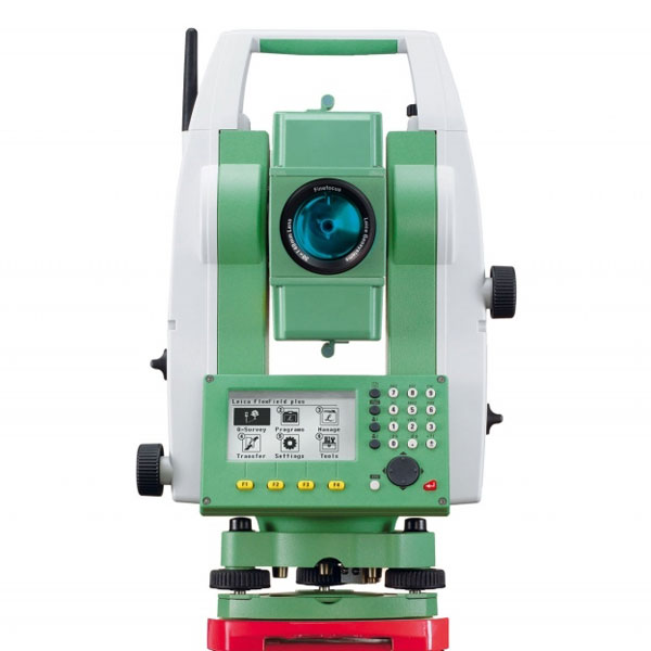 Máy toàn đạc điện tử Leica TS 06 5″