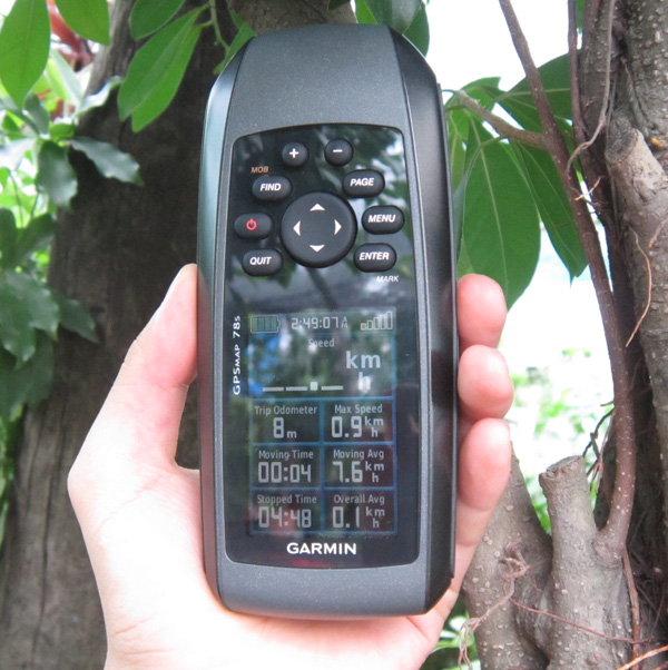 GPS Garmin GPSMAP 78S