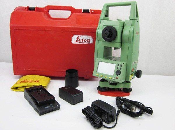 Máy toàn đạc Leica TC405