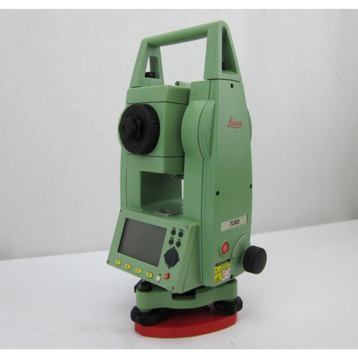 Máy toàn đạc điện tử Leica TC405