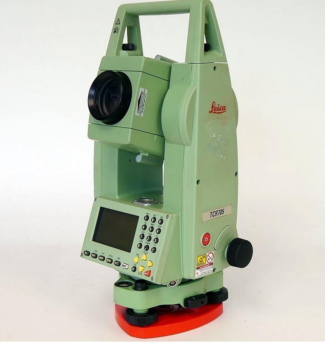 Máy toàn đạc điện tử Leica TCR 705