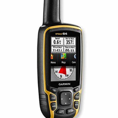 Máy định vị cầm tay Garmin GPSMAP 64