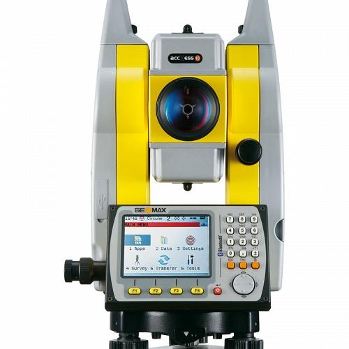 Máy toàn đạc điện tử Leica Geomax ZT20R