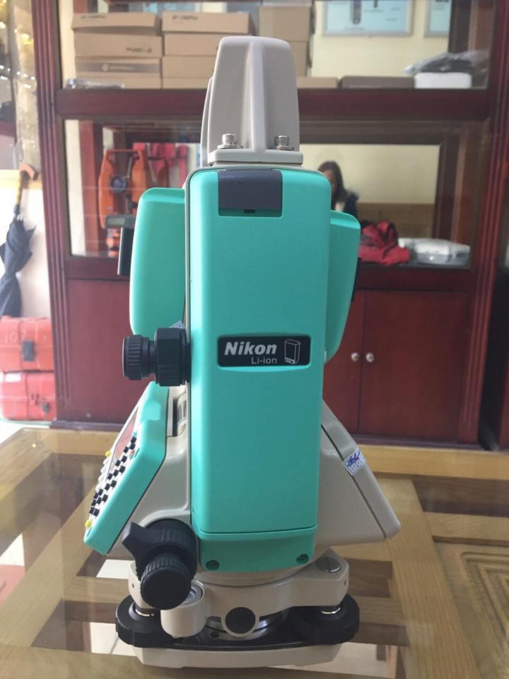 """Máy toàn đạc điện tử Nikon NPL 322 +5""""P 1"""