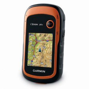Máy định vị cầm tay GPS Garmin eTrex 20x