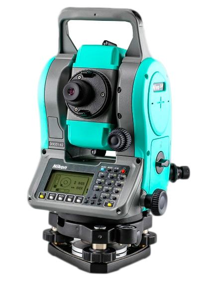 Máy toàn đạc điện tử Nikon Nivo 2M chính hãng | Trắc Địa Bản Đồ