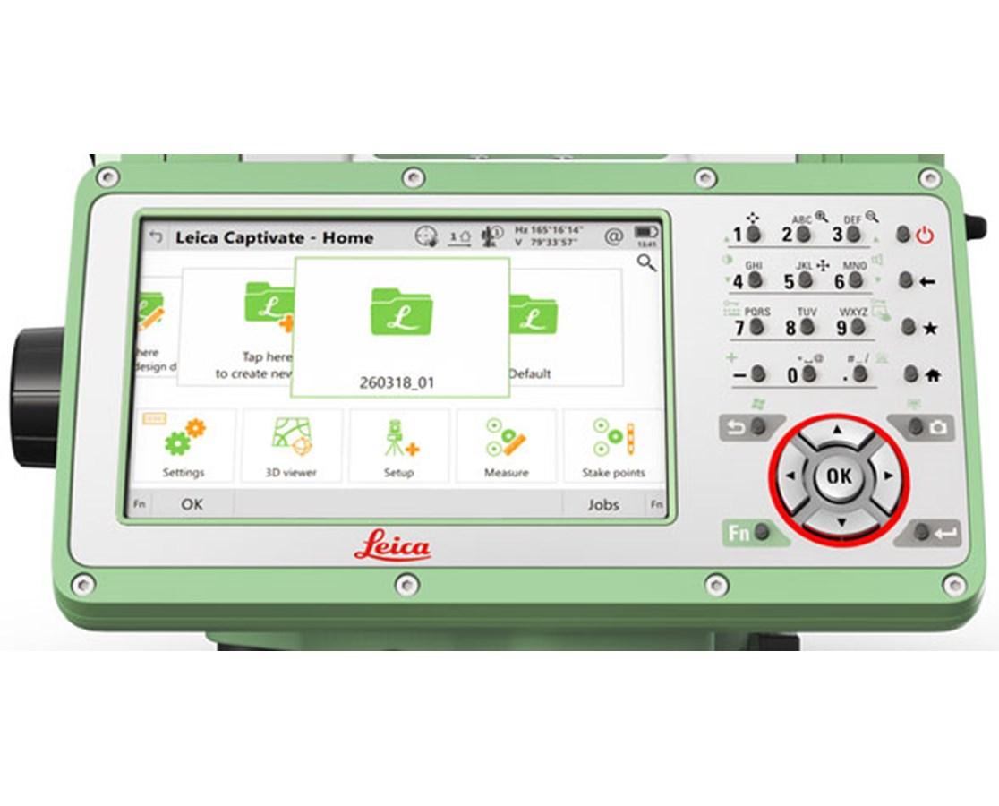 máy toàn đạc điện tử leica flexline ts10