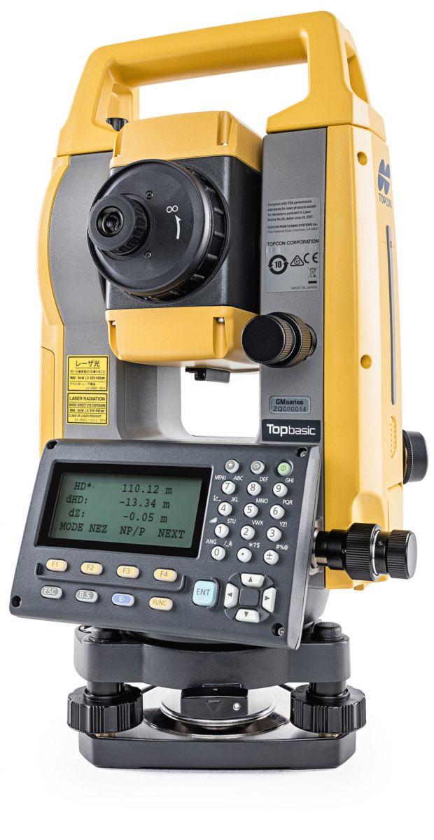 Máy toàn đạc điện tử Topcon GM102